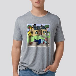Thats Just an Estimate Mens Tri-blend T-Shirt
