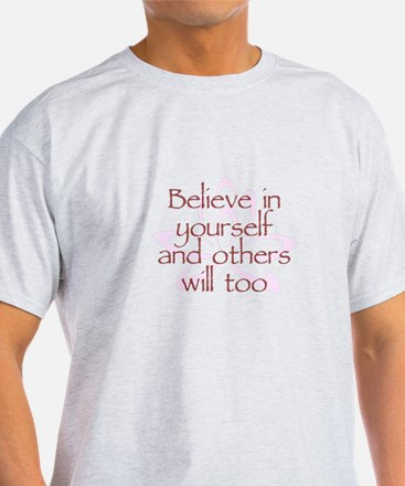Believe in Yourself V1 T-Shirt