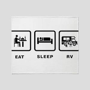 RV Throw Blanket