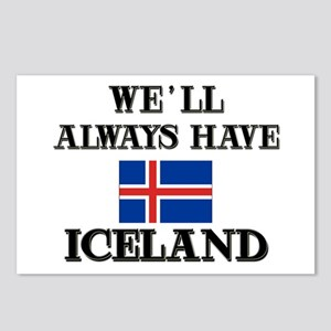 We Will Always Have Iceland Postcards (Package of