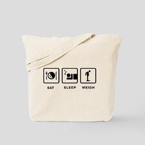 Weighing Tote Bag