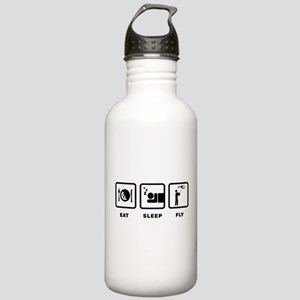 RC Helicopter Stainless Water Bottle 1.0L