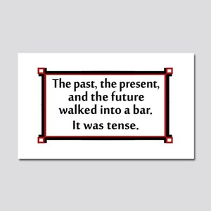 The past, the present, and the future... Car Magne