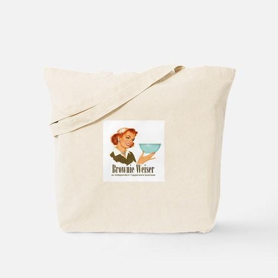 BW logo Tote Bag