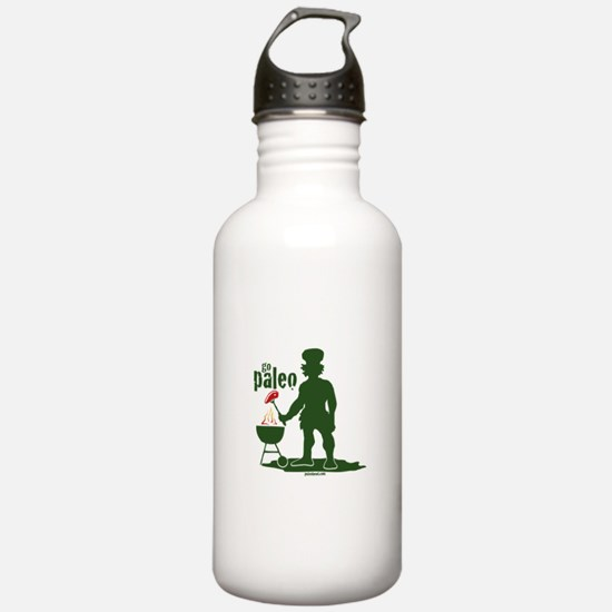 Paleo BBQ Water Bottle
