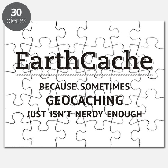 Earthcache - geocaching isn't nerdy enough Puzzle