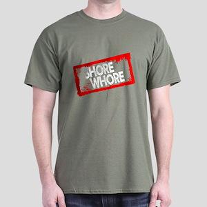 Shore Whore Dark T-Shirt