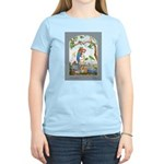 Baggage Poster Women's Light T-Shirt