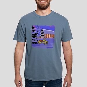 motorcycleshirt Mens Comfort Colors Shirt