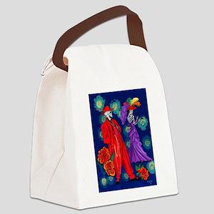Zoot por Muertos Canvas Lunch Bag