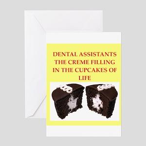 dental Greeting Card