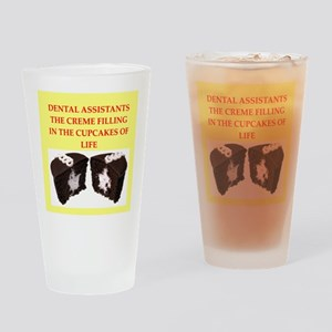 dental Drinking Glass