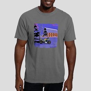 sportbikeshirt Mens Comfort Colors Shirt