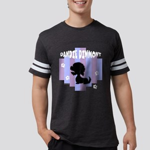 DandieStripe3 Mens Football Shirt