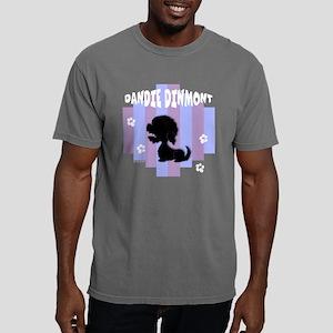 DandieStripe3 Mens Comfort Colors Shirt