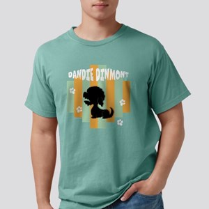 DandieStripe4 Mens Comfort Colors Shirt