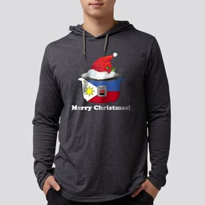 Pinoy Rice Cooker - Christmas (W Mens Hooded Shirt