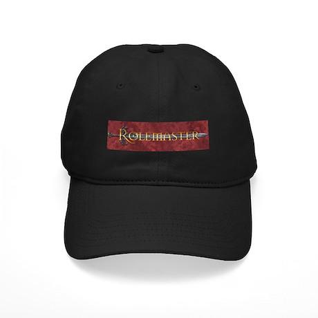 RMU gold logo Black Cap