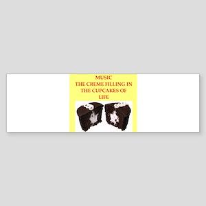 music Sticker (Bumper)
