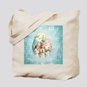 PrayforusOHolyMotherofGod Tote Bag