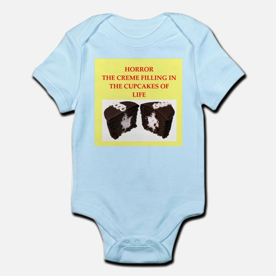 HORROR Infant Bodysuit