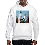 Davis-Marsh Handshake Hooded Sweatshirt
