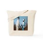 Davis-Marsh Handshake Tote Bag