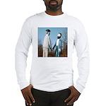 Davis-Marsh Handshake Long Sleeve T-Shirt