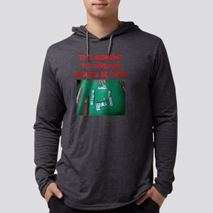i love mahjong Mens Hooded Shirt