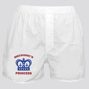 Mechanic's Princess Boxer Shorts