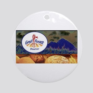 Great Harvest Bread Co. Ornament (Round)