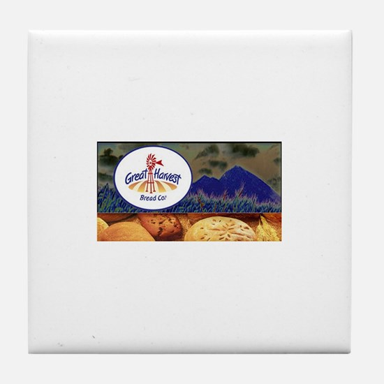 Great Harvest Bread Co. Tile Coaster