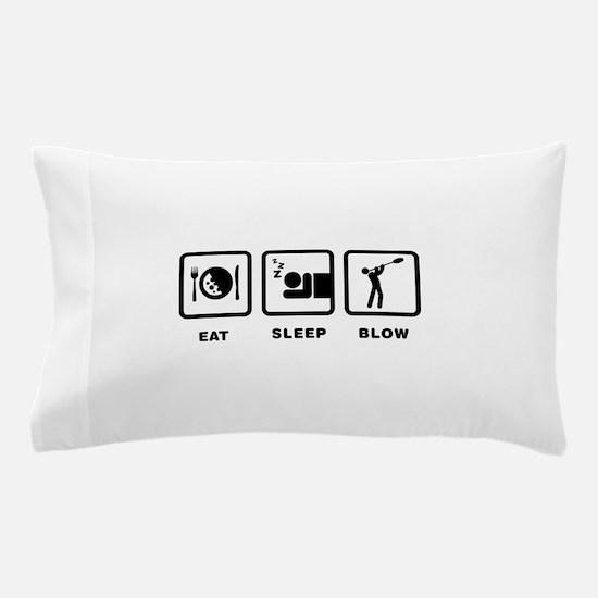 Glass Making Pillow Case