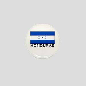 Honduras Flag Merchandise Mini Button