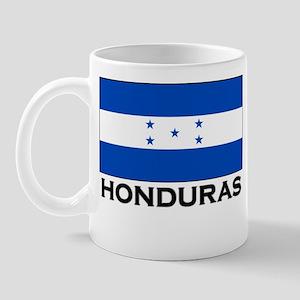 Honduras Flag Merchandise Mug