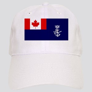 Flag - Naval Auxiliary Jack of Canada Cap