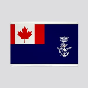 Flag - Naval Auxiliary Jack of Canada Rectangle Ma