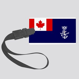 Flag - Naval Auxiliary Jack of Canada Large Luggag