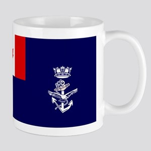 Flag - Naval Auxiliary Jack of Canada Mug