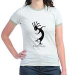 Kokopelli Inline Skater Jr. Ringer T-Shirt