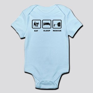 Fire Fighting Infant Bodysuit