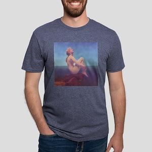 Copy of starscroppedtile.pn Mens Tri-blend T-Shirt