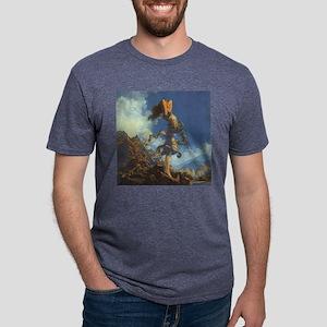 throwpillowecstasy Mens Tri-blend T-Shirt