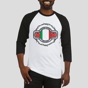 Italy Boxing Baseball Jersey