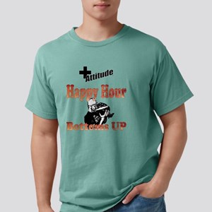 Happy Hour - Bottoms Up Mens Comfort Colors Shirt