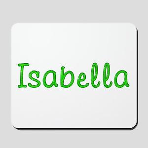 Isabella Glitter Gel Mousepad