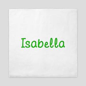Isabella Glitter Gel Queen Duvet