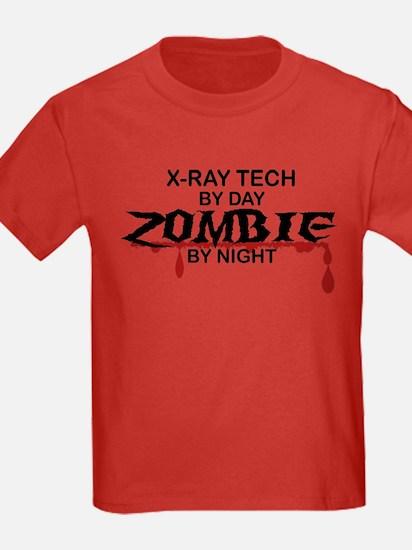 X-Ray Tech Zombie T