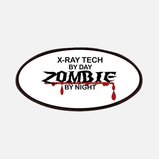 X-Ray Tech Zombie Patches