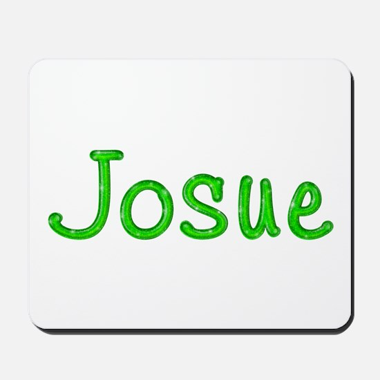 Josue Glitter Gel Mousepad